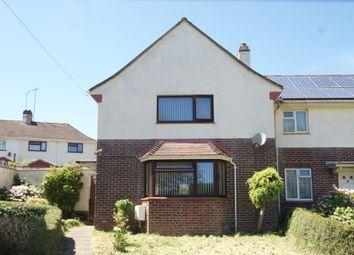 Thumbnail 3 bedroom end terrace house for sale in West Pafford Avenue, Torquay