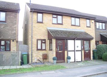 Thumbnail 2 bed end terrace house for sale in Thrupps Lane, Hersham, Walton-On-Thames
