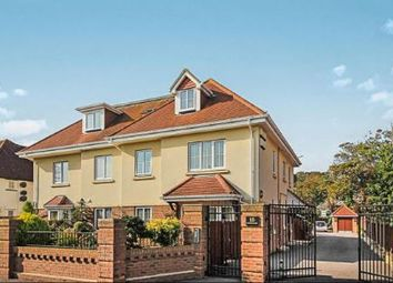 Thumbnail 2 bed flat for sale in 15 Stuart Road, Highcliffe