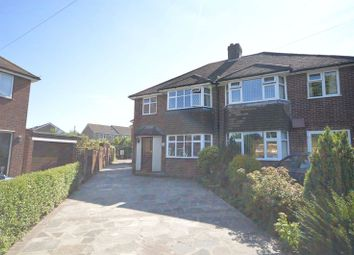 Thumbnail 4 bed semi-detached house to rent in Park Meadow, Princes Risborough