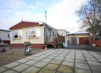 Thumbnail 1 bed detached bungalow for sale in Woodlands Park, Tedburn St. Mary, Exeter, Devon