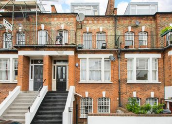 Thumbnail 1 bed flat for sale in Margravine Gardens, London