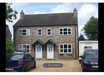 Thumbnail 3 bed semi-detached house to rent in High Road, Newton, Wisbech