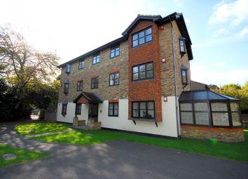 Thumbnail 1 bed flat to rent in Rushmon Gardens, Walton-On-Thames