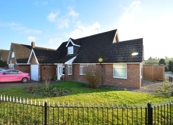 Thumbnail 3 bed detached house for sale in Farmerie Road, Hundon, Suffolk