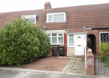 Thumbnail 2 bedroom semi-detached house to rent in Eversley Place, Wallsend