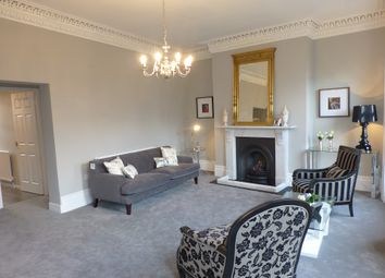 Thumbnail 1 bed flat to rent in Chester Crescent, Newcastle Upon Tyne