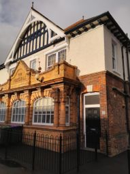 Thumbnail 1 bed flat to rent in Cheriton Road, Folkestone, Kent