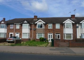 Thumbnail 3 bed terraced house to rent in St James Lane, Willenhall