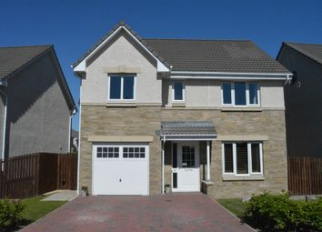 Thumbnail 4 bed detached house for sale in Cotland Drive, Falkirk, Falkirk