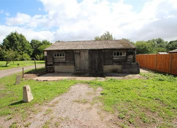 Thumbnail Land for sale in The Barn, The Ugli Nursery, Newbourne, Woodbridge