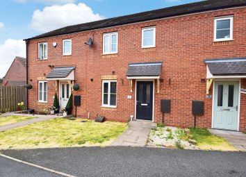 Thumbnail 3 bed mews house for sale in Bullhurst Close, Norton, Stoke-On-Trent
