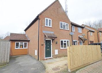Thumbnail 3 bed semi-detached house for sale in Jeanneau Close, Shaftesbury