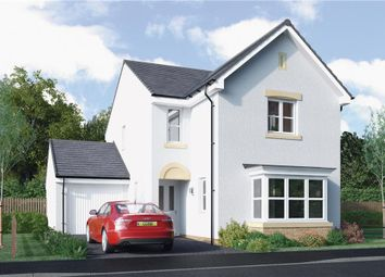 "Thumbnail 4 bedroom detached house for sale in ""Fraser"" at North Road, Liff, Dundee"