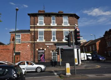 Thumbnail 3 bed flat to rent in Radford Boulevard, Nottingham