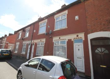 Thumbnail 2 bed terraced house for sale in Harrison Road, Belgrave, Leicester