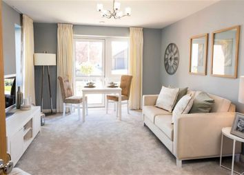 Thumbnail 1 bed flat for sale in Burey Court, Longridge, Lancashire