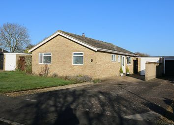 3 bed detached bungalow for sale in Peregrine Close, Diss IP22