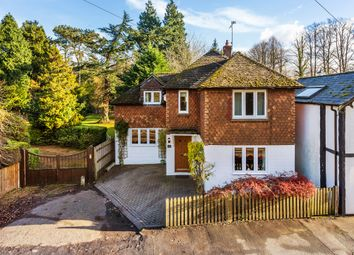 Thumbnail 3 bed detached house for sale in Chevening Road, Sevenoaks