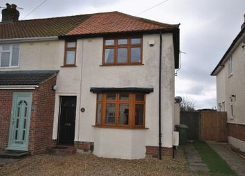 Thumbnail 3 bed end terrace house for sale in Charles Avenue, Thorpe St Andrew, Norwich
