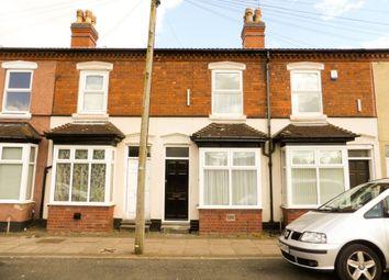 Thumbnail 3 bedroom terraced house for sale in Cheddar Road, Balsall Heath, Birmingham, West Midlands