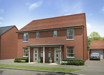 "Thumbnail 3 bed end terrace house for sale in ""Barwick"" at Henry Lock Way, Littlehampton"
