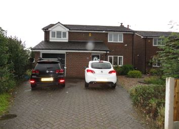 Thumbnail 4 bed detached house for sale in Riddings Lane, Hartford, Northwich