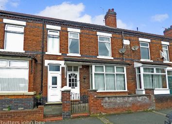Thumbnail 3 bed terraced house for sale in Buxton Avenue, Crewe