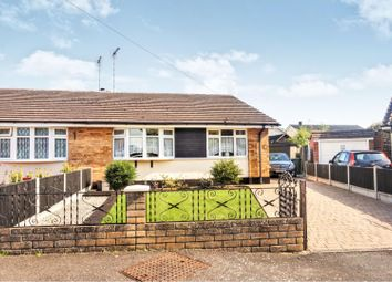 Thumbnail 2 bed semi-detached bungalow for sale in Monksford Drive, Hockley