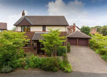 Thumbnail 4 bed detached house for sale in Hill Crescent, Newton, Preston