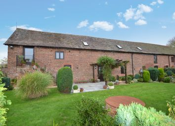 Thumbnail 4 bed barn conversion for sale in New Lodge Barn, Lodge Road, Lilleshall