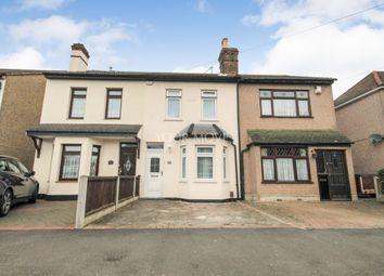 Thumbnail 3 bed terraced house for sale in Salisbury Road, Heath Park, Romford