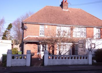 Thumbnail 3 bed semi-detached house for sale in Clun Road, Littlehampton