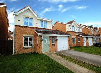 Thumbnail 3 bed detached house for sale in Rother Garth, South Elmsall