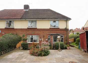 Thumbnail 3 bed detached house for sale in Highlands Road, Fareham
