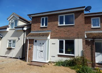 Thumbnail 3 bedroom semi-detached house to rent in Parkeston Road, Felixstowe