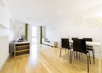 Thumbnail 2 bed flat to rent in Jubilee Court, 8 Wood Wharf, Greenwich, London