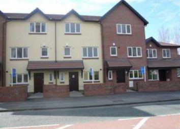 Thumbnail 3 bed terraced house to rent in Cronton Lane Mews, Widnes