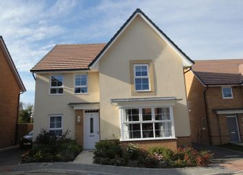 Thumbnail 4 bed detached house for sale in Orchard Walk, St. Athan, Barry
