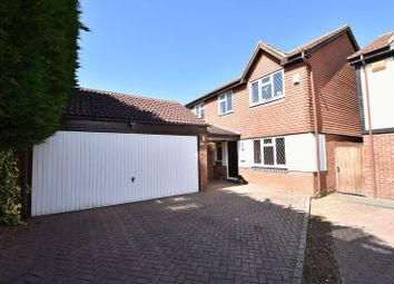 4 bed detached house for sale in The Magpies, Luton LU2