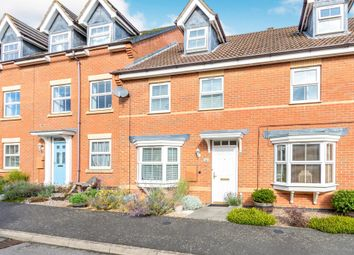 Thumbnail 3 bed terraced house for sale in Sculthorpe Close, Oakham