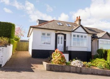 Thumbnail 4 bed bungalow for sale in Merryvale Avenue, Giffnock, Glasgow, East Renfrewshire