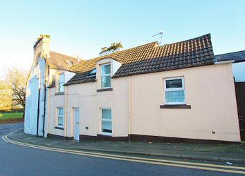 Thumbnail 2 bed cottage for sale in 12 Park Lane, Stranraer