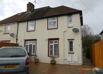 Thumbnail 2 bed maisonette to rent in Holmethorpe Avenue, Redhill