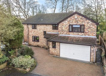 Thumbnail 6 bed detached house for sale in Garrett Road, Finchampstead, Berkshire