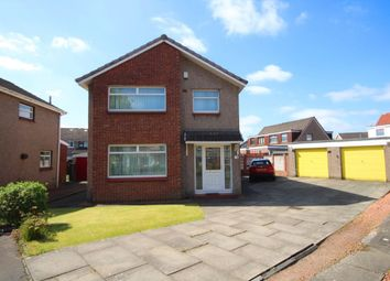 Thumbnail 3 bedroom detached house for sale in Findhorn Avenue, Renfrew
