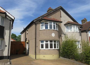 Thumbnail 3 bed semi-detached house for sale in Seaton Road, Welling, Kent