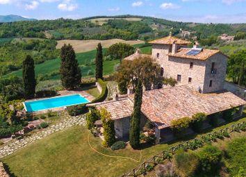 Thumbnail 10 bed villa for sale in Todi, Perugia, Umbria, Italy