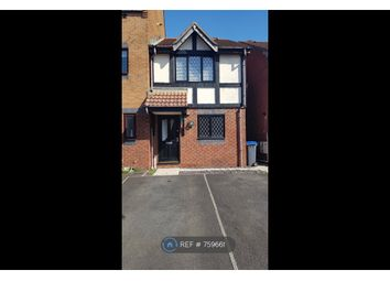 Thumbnail 2 bed semi-detached house to rent in Sandpiper Close, Blackpool