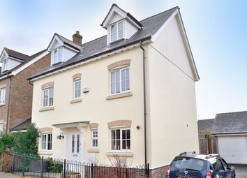 Thumbnail 5 bed property for sale in 3 Yarlbury Wood Way, Gillingham, Dorset